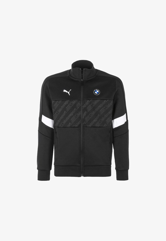 BMW  - Veste de survêtement - puma black