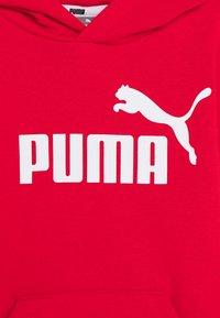 Puma - LOGO HOODY  - Sweat à capuche - high risk red - 2