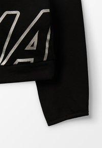 Puma - ALPHA CREW  - Sweatshirt - black - 2