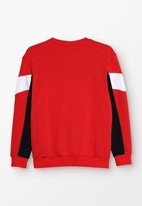 Puma - REBEL CREW - Sweatshirts - high risk red - 1