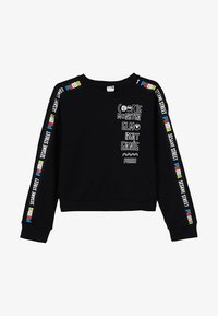 Puma - SESAME CREW - Sweatshirt - cotton black - 4