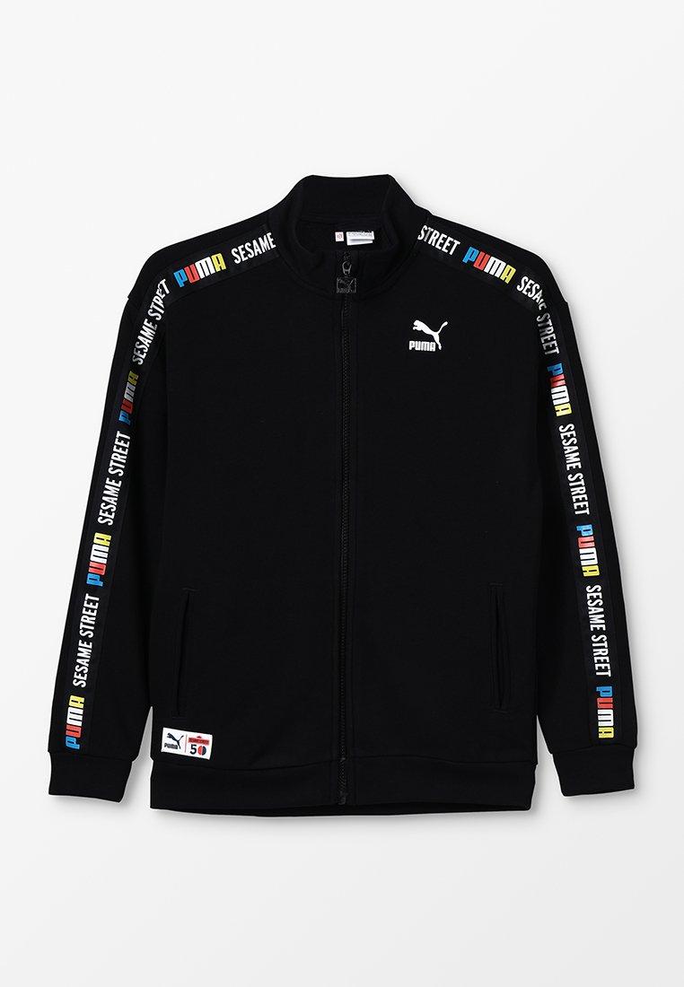 Puma - SESAME JACKET  - Zip-up hoodie - black