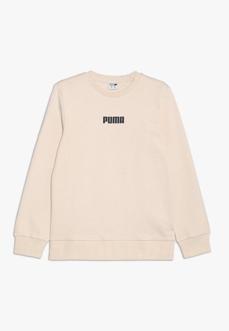 Puma - PUMA X ZALANDO CREW  - Bluza - beige