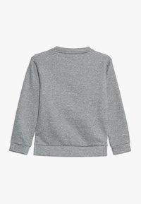 Puma - ALPHA GRAPHIC CREW - Sweatshirt - medium gray heather - 1