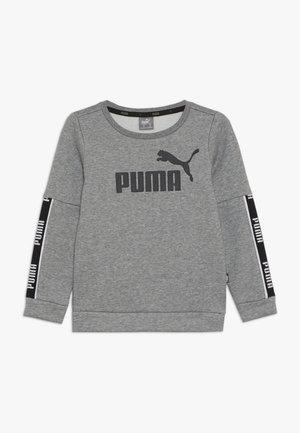 AMPLIFIED CREW - Sweatshirt - medium gray heather