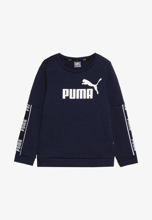 AMPLIFIED CREW - Sweatshirt - peacoat