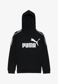 Puma - AMPLIFIED HOODY  - Jersey con capucha - black - 2