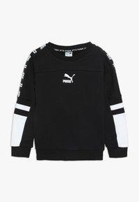 Puma - CREW - Sweater - black - 0