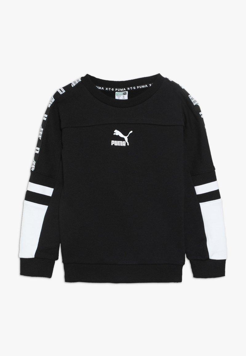 Puma - CREW - Sweater - black