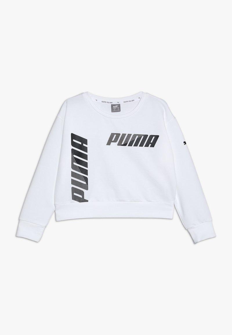 Puma - MODERN SPORTS CREW - Sweatshirt - puma white