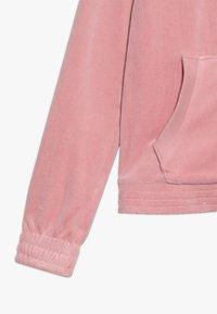 Puma - ALPHA JACKET - Zip-up hoodie - bridal rose - 2