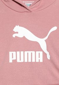 Puma - CLASSICS HOODY - Sweat à capuche - bridal rose - 4