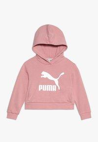 Puma - CLASSICS HOODY - Sweat à capuche - bridal rose - 0