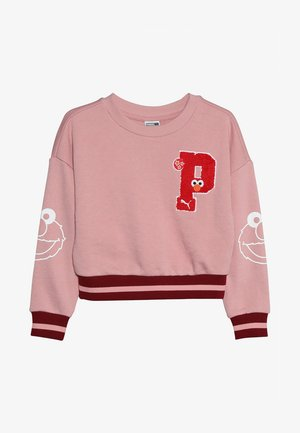 SESAME STREET CREW - Sweater - bridal rose