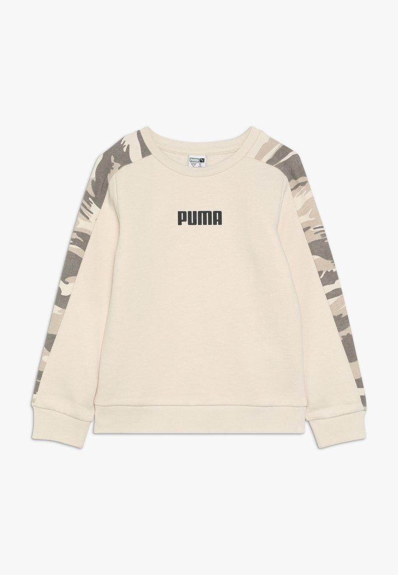 Puma - PUMA X ZALANDO CREW - Sweatshirt - white swan