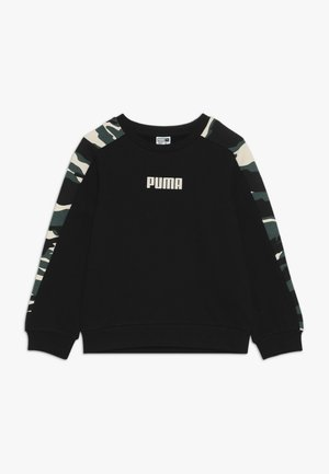 PUMA X ZALANDO CREW - Sweater - black