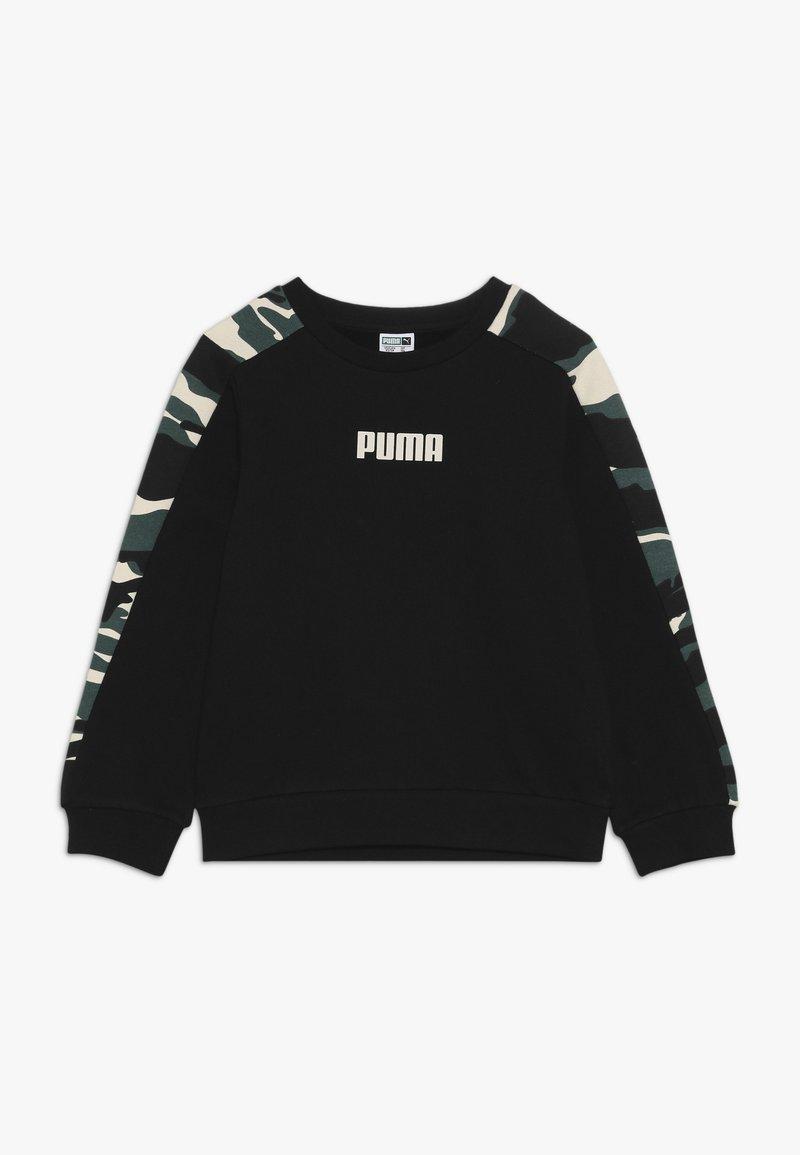Puma - PUMA X ZALANDO CREW - Sweatshirt - black