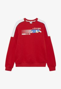 Puma - SEGA CREW - Sweatshirt - high risk red - 2