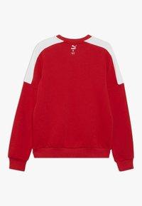 Puma - SEGA CREW - Sweatshirt - high risk red - 1
