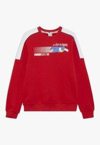 Puma - SEGA CREW - Sweatshirt - high risk red - 0