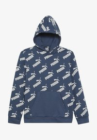 Puma - AMPLIFIED HOODY - Sweat à capuche - dark denim - 3