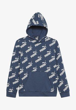 AMPLIFIED HOODY - Bluza z kapturem - dark denim
