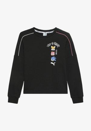 SEGA CREW - Sweatshirt - black