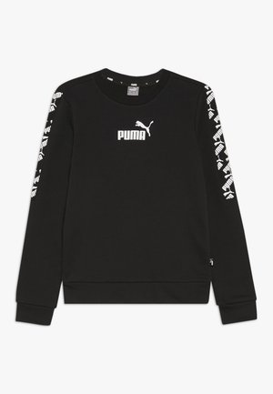 AMPLIFIED CREW - Sweatshirt - black