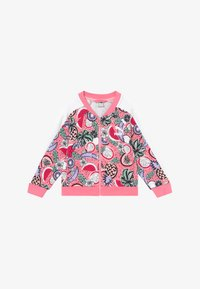 Puma - CLASSICS FRUIT JACKET - Zip-up hoodie - peony - 2