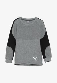 Puma - EVOSTRIPE CREW  - Sweatshirt - medium gray heather - 3