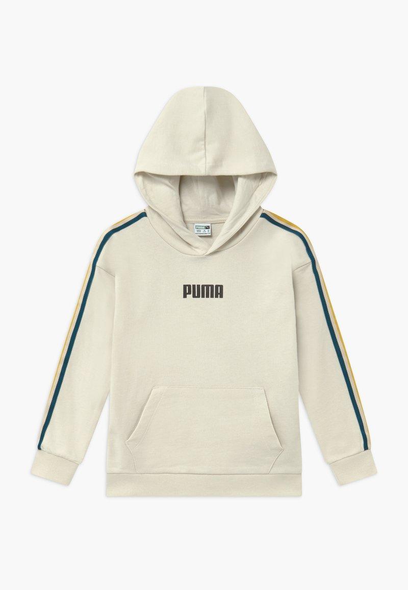 Puma - PUMA X ZALANDO TAPE HOODIE - Hoodie - silver birch