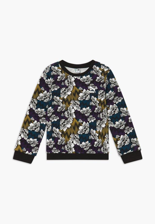 PUMA X ZALANDO CREW - Sweater - multicolor