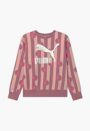 CLASSIC CANDY CREW - Sweatshirt - pink