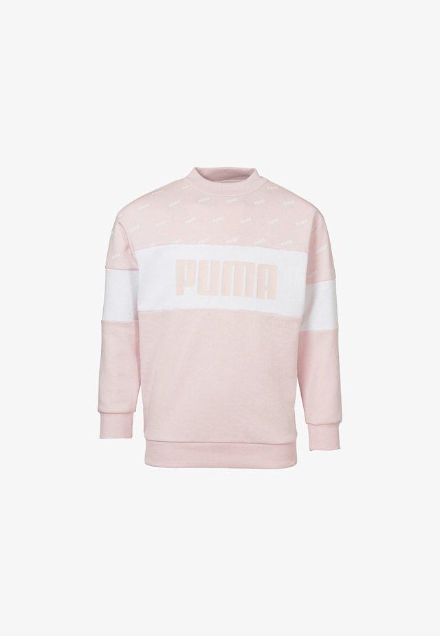 Sweatshirt - rosewater