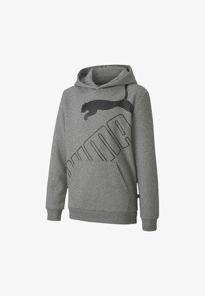 BIG LOGO YOUTH - Hoodie - medium gray heather