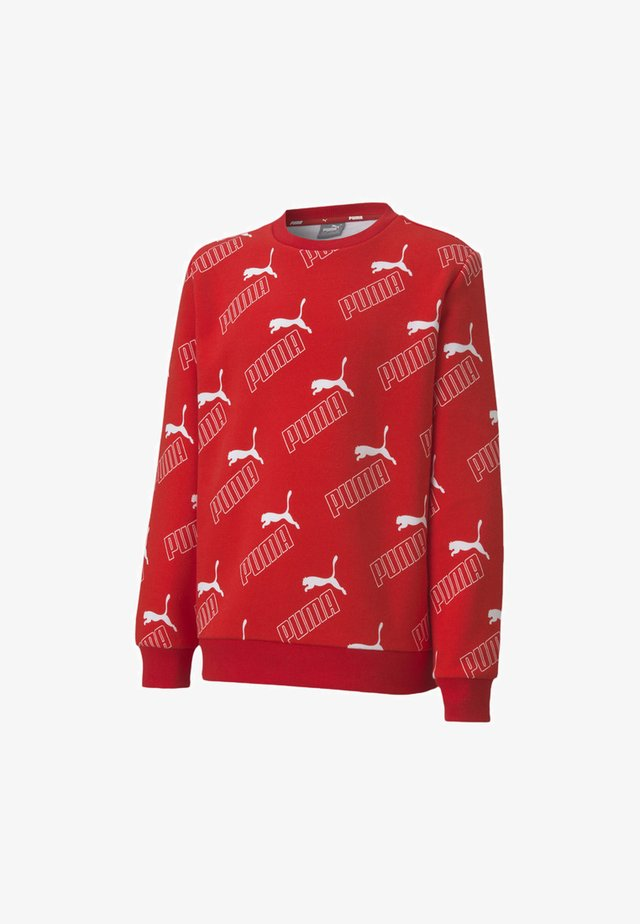 AMPLIFIED - Sweatshirt - high risk red