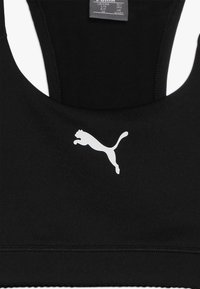 Puma - RUNTRAIN - Sportovní podprsenka - black - 4