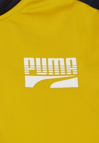 Puma - REBEL SUIT - Tepláková souprava - sulphur - 4