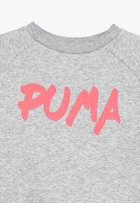 Puma - MINICATS GIRLS SET - Trainingspak - light gray heather - 5