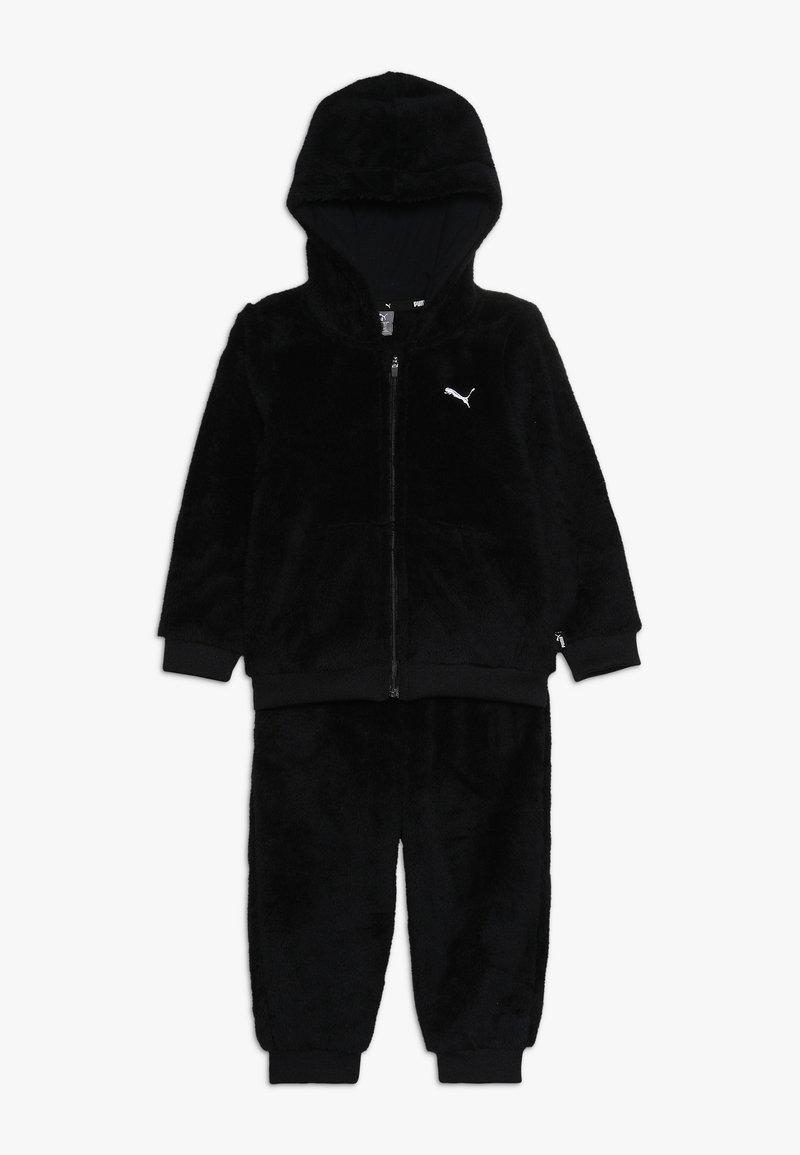 Puma - MINICATS JOGGER SET - Survêtement - black