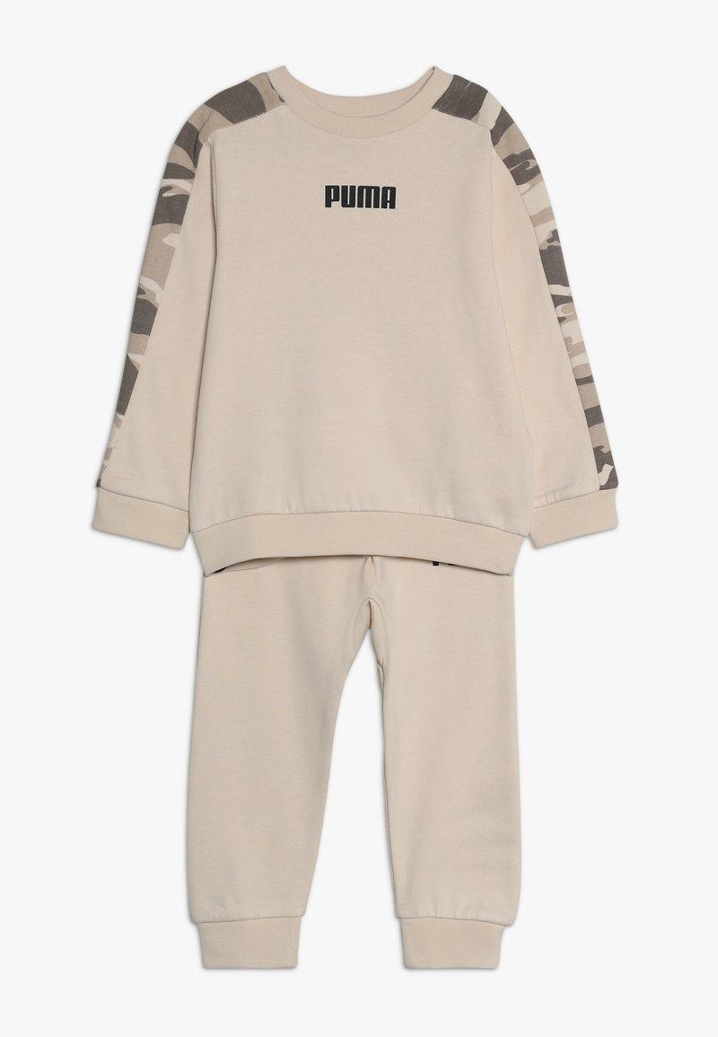 Puma - PUMA X ZALANDO BABY - Tracksuit - white swan