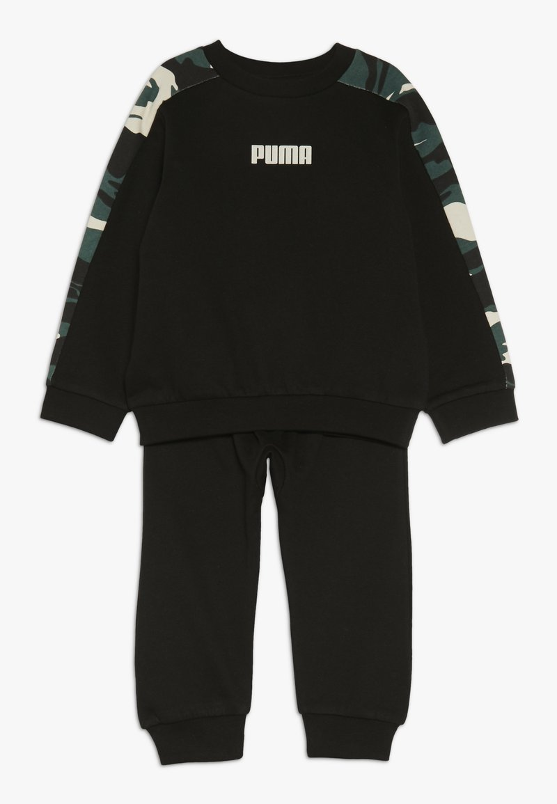 Puma - PUMA X ZALANDO BABY - Træningssæt - black