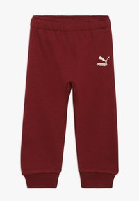 Puma - BABY LOGO SET - Dres - pomegranate - 2