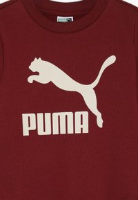 Puma - BABY LOGO SET - Dres - pomegranate