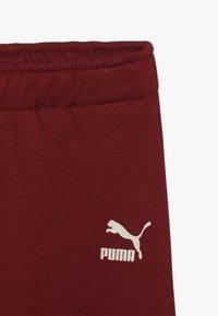 Puma - BABY LOGO SET - Survêtement - pomegranate - 3