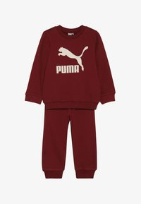 Puma - BABY LOGO SET - Dres - pomegranate - 4
