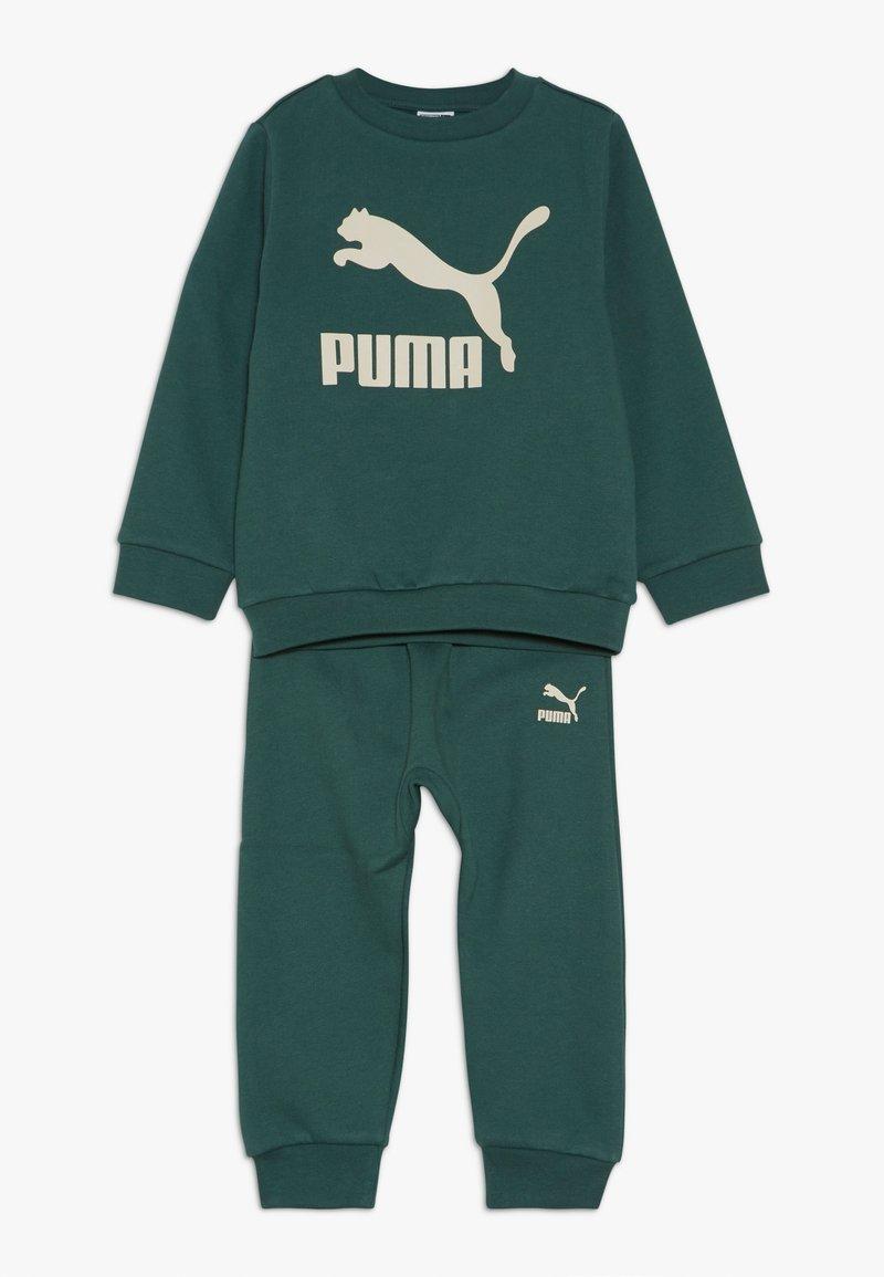 Puma - BABY LOGO SET - Tuta - bistro green