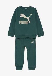 Puma - BABY LOGO SET - Tuta - bistro green - 3