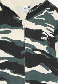 Puma - PUMA X ZALANDO BABY ONESIE - Survêtement - bistro green - 4