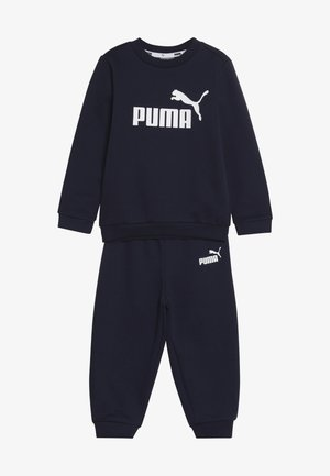 CREW BABY JOGGER SUIT - Dres - peacoat